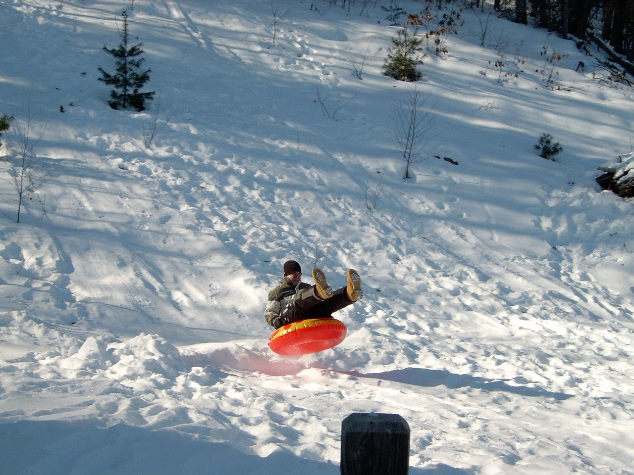 best snow tubes for snow tubing this winter